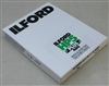 "ILFORD HP5 4X5"" 25 SHEET FILM"