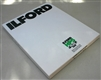 "ILFORD HP5 8X10"" 25 SHEET FILM"
