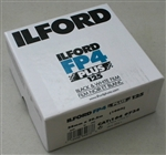 ILFORD FP4 PLUS 125 BLACK&WHITE 35MM FILM 30M BULK ROLL
