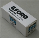 ILFORD FP4 PLUS 125 120 FILM