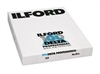 "ILFORD DELTA 100 4x5"" 25 sheet FILM"