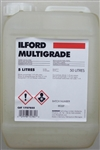 ILFORD MULTIGRADE PAPER DEVELOPER 5 LITRE