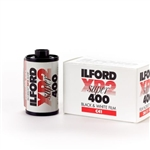 ILFORD XP2 400 BLACK & WHITE 35MM FILM 36 EXPOSURES