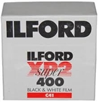 ILFORD XP2 400 BLACK&WHITE 35MM FILM 30M BULK ROLL