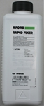 ILFORD HYPAM RAPID FIXER FOR FILM & PAPER 1 LITRE