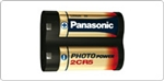 PANASONIC 2CR5 6V CAMERA BATTERY