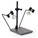 KAISER REPROKID COPY STAND WITH LED LIGHTS