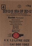 KODAK FLEXICOLOR C41 BLEACH STARTER 4X1.2L