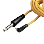 HAMA 6943 PROFI FLASH SYNC CABLE 10M YELLOW