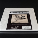 "BERGGER COT320 10X12"" 25 PKT ART PAPER FOR ALTERNATIVE PRINTING PAPER"