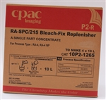 CPAC RA4 BLEACH FIX REPLENISHER 4 X 10L