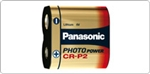 PANASONIC CRP2 BATTERY