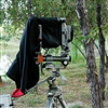 DARK CLOTH FOCUSING HOOD FOR 4X5 LARGE FORMAT CAMERA