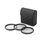 MARUMI 77MM CLOSE UP FILTER SET +1 +2+4 WITH CASE