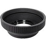 RUBBER LENS HOOD 55MM