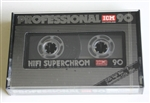 ICM HIFI SUPERCHROM 90 MIN AUDIO CASSETTE TAPE