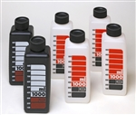 JOBO 3300 SCALED BOTTLES 1000ML 2X WHITE 4X BLACK