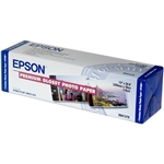 EPSON PREMIUM GLOSSY PHOTO PAPER 255GSM 329MM 10M ROLL
