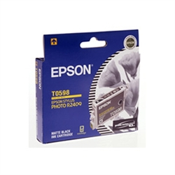 EPSON STYLUS PHOTO R2400 MATTE BLACK CARTRIDGE