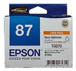 EPSON STYLUS PHOTO R1900 GLOSS OPTIMISER CARTRIDGE