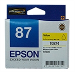 EPSON STYLUS PHOTO R1900 YELLOW CARTRIDGE