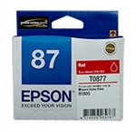 EPSON STYLUS PHOTO R1900 RED CARTRIDGE