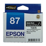 EPSON STYLUS PHOTO R1900 MATTE BLACK CARTRIDGE