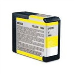 EPSON STYLUS PRO 3800 / 3880 YELLOW 80ML T5804 CARTRIDGE