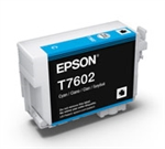 EPSON ULTRACHROME HD SC-P600 CYAN INK CARTRIDGE