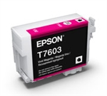 EPSON ULTRACHROME HD SC-P600 VIVID MAGENTA INK CARTRIDGE