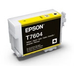 EPSON ULTRACHROME HD SC-P600 YELLOW INK CARTRIDGE