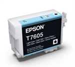 EPSON ULTRACHROME HD SC-P600 LIGHT CYAN INK CARTRIDGE