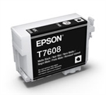 EPSON ULTRACHROME HD SC-P600 MATTE BLACK INK CARTRIDGE