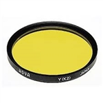 YELLOW Y2 / K2 / Y48 FILTER 55MM