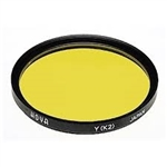 YELLOW Y2 / K2 / Y48 FILTER 58MM