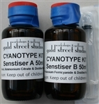 CYANOTYPE 100ML KIT